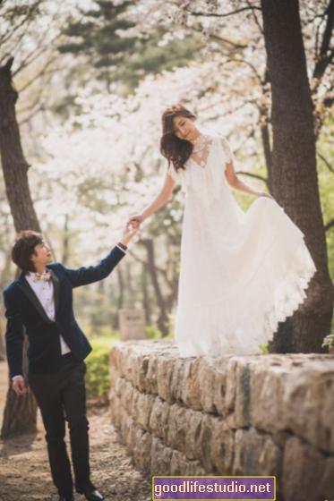 Vrh 9 uzroka treme prije vjenčanja