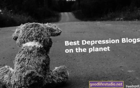 I dieci migliori blog sulla depressione 2008