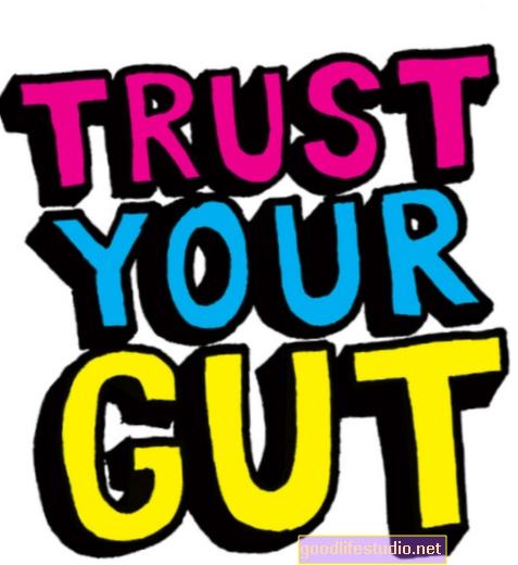 Mempercayai Usus Anda Ketika Melawan Segala Perkara Yang Anda Telah Diajar