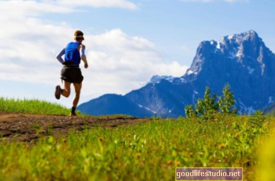 Usar correr para combatir la ansiedad