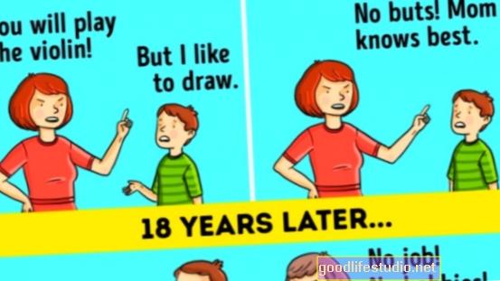 Желите да контролишете своје тинејџере? Немој