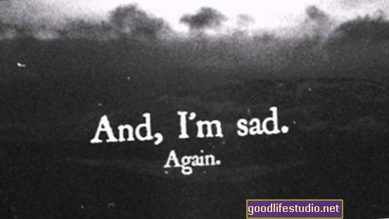 ¿De qué estás tan deprimido?