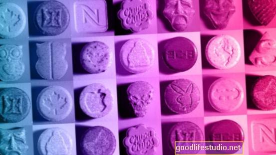 ¿Qué medicamento de club puede ayudar a aliviar la depresión?