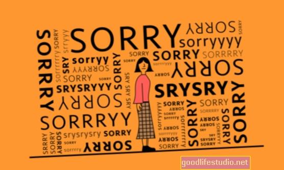 Какво казва вашето извинение за вас?