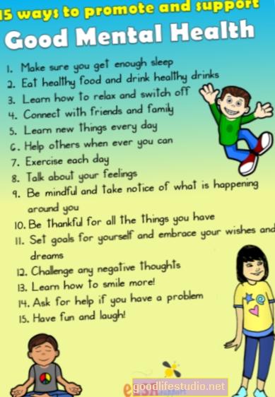 ¿Qué es la buena salud mental?