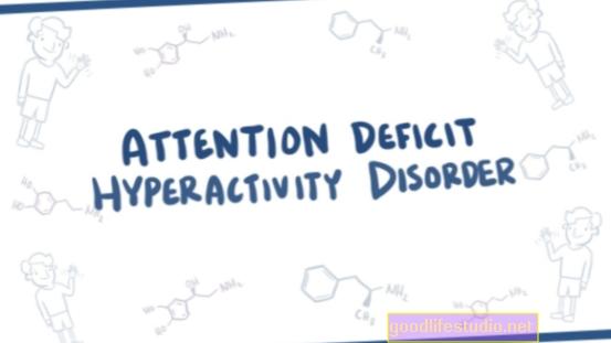 Kas yra ketinimų deficito sutrikimas?