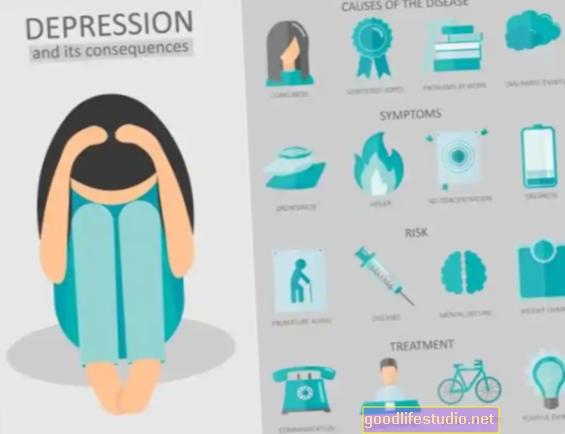 Cuando los síntomas de la depresión golpean en el verano