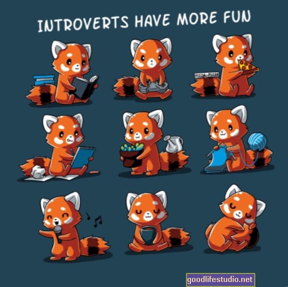 Kas smagiau: intravertai ar ekstravertai?