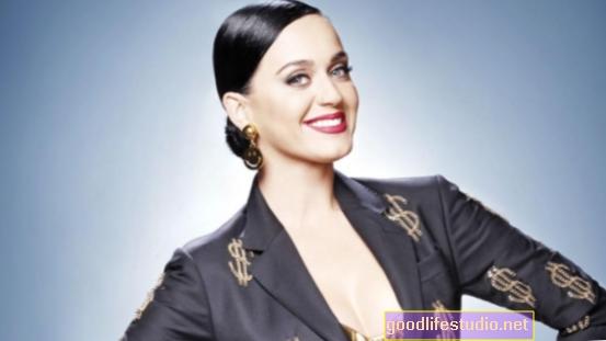 Kodėl tokios įžymybės kaip Katy Perry nenori, kad žmonės užmegztų akių kontaktą