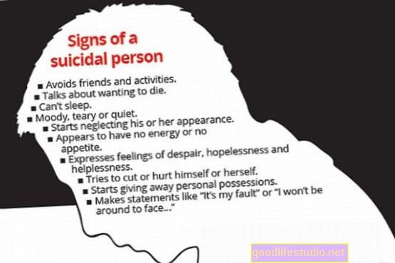 Perché ER e persone suicide non si mescolano