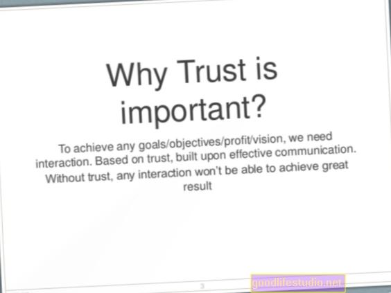 ¿Por qué es importante la confianza?