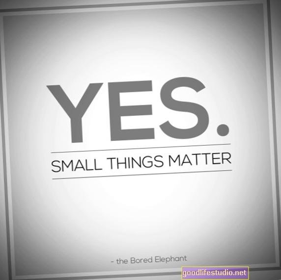 Perché le piccole cose sono importanti