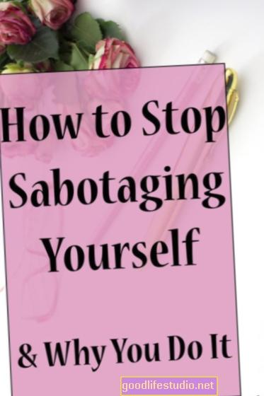 Warum wir uns selbst sabotieren