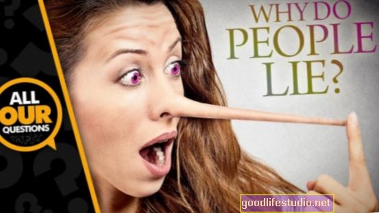 Mengapa Anda Berbohong kepada Ahli Terapi Anda?