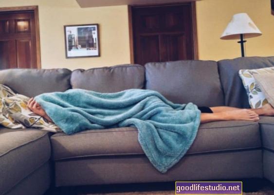 Zašto se još više osjećate umorno tijekom zaključavanja
